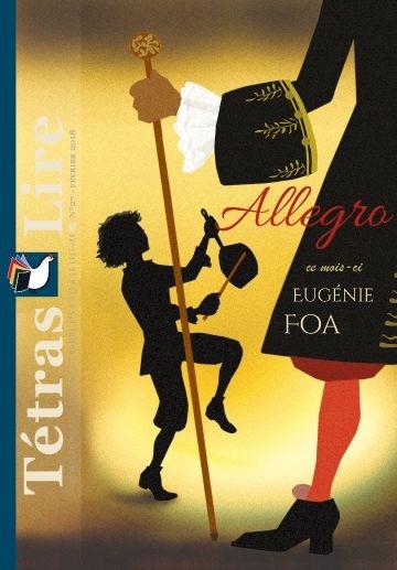 Tétras Lire - N°27 – Allegro. Eugénie Foa,