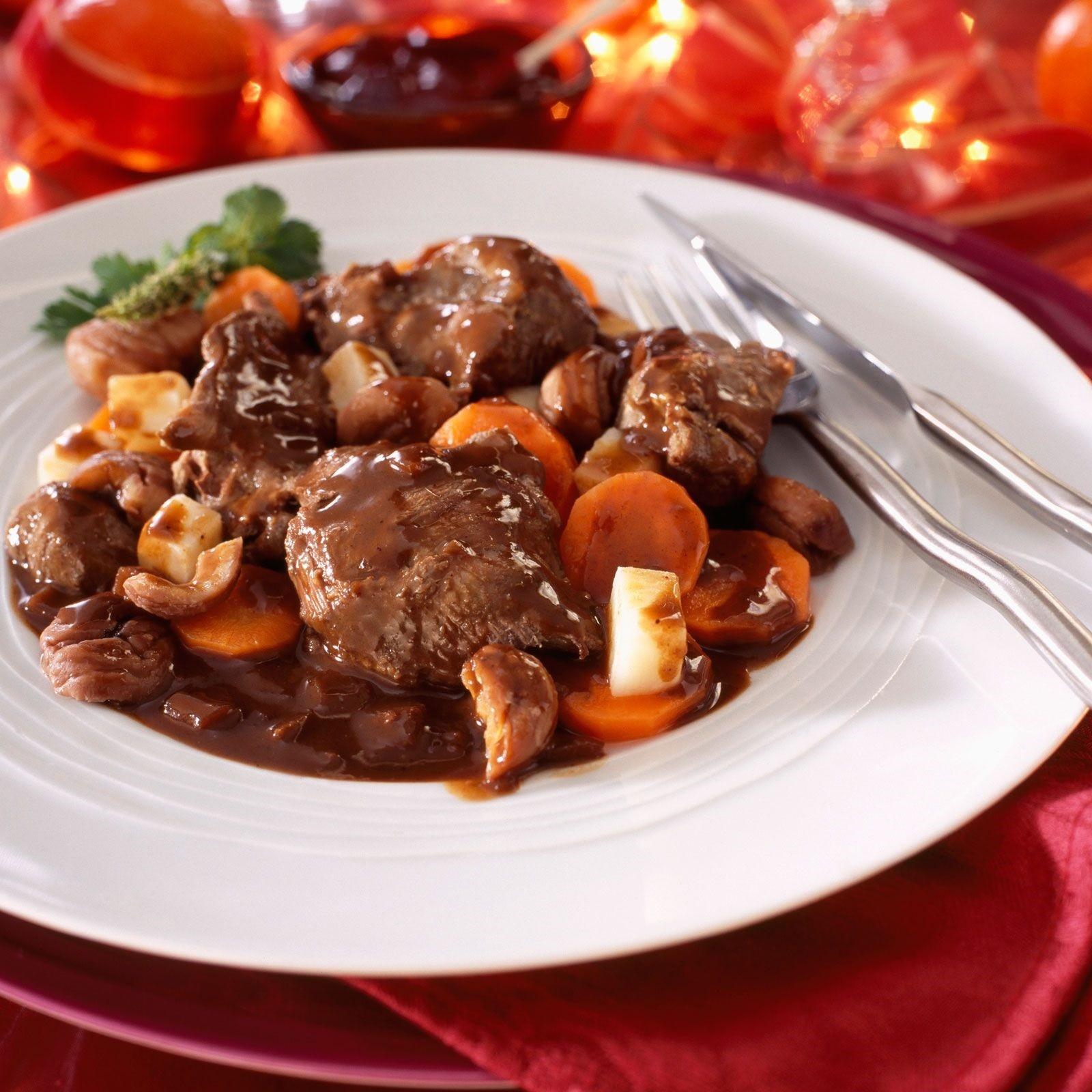 Ragoût de chevreuil 2,9 kg