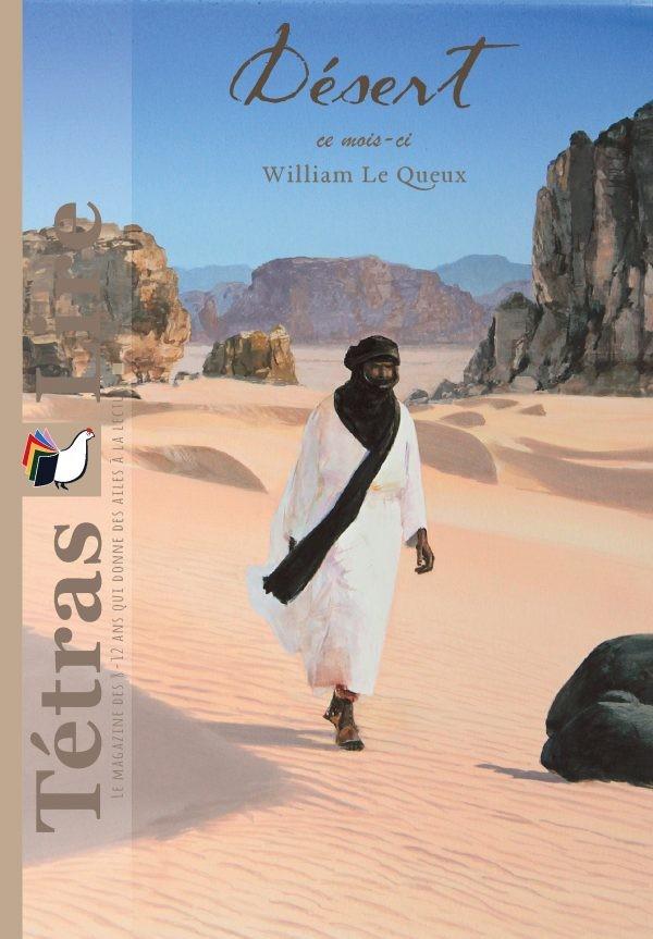 Tétras Lire - N°30 – Désert. William Le Queux, Le Secret de Sâ