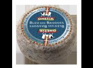 1/4 Tomme Pur Brebis – Bleu des Basques