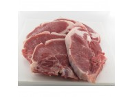 4 CÔTES de cochon femier du Sud-Ouest (1 kg)