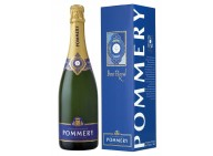 CHAMPAGNE - Pommery Brut Royal - 6 bouteilles de 70cl