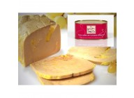 Foie gras de canard entier - Conserve ovale de 180g