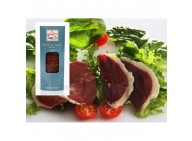 Le Magret de canard gras fermier Label Rouge fumé entier
