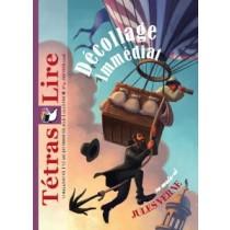 Tétras Lire - Décollage Immédiat  (Jules Verne)