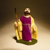 Santon - Saint Joseph - 7 cm
