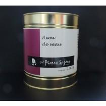 Axoa de veau – Boîte 2,9 kg