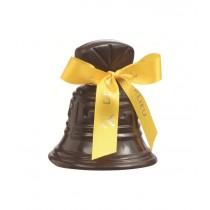 Cloche de Pâques en chocolat noitr + friandises