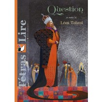 Tétras Lire - QUESTION ( Léon Tolstoï)