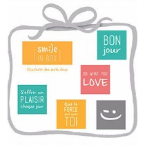 Smile In Box - MOTS DOUX - SMILE Magnets