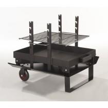 LE FEU ROULANT - Brasero Barbecue portable - Junior