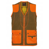 Club Interchasse - GILET CEVRUS ORANGE