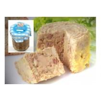 Graisserons Landais de canard au foie gras ( Pot de 250g)  - Maison Paris - Pomarez