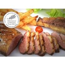 Six Magrets de canard gras fermier Label Rouge frais