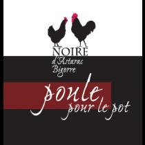 Noire d'Astarac Bigorre - Poule pour le pot