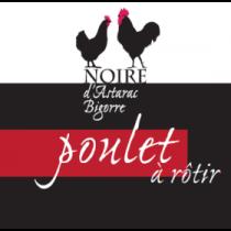 Noire d'Astarac Bigorre - Poulet à rotir