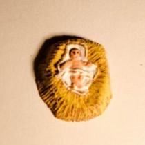 Santon - Enfant Jésus - 4 cm