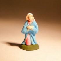 Santon - Saint Vierge - 4 cm