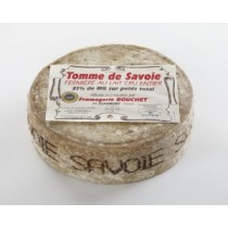 Tomme de Savoie fermière IGP au lait cru - Entière (1,8 kg)