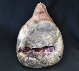 Jambon sec de la Vallée des Gaves - Affiné  9 mois - Entier sans os