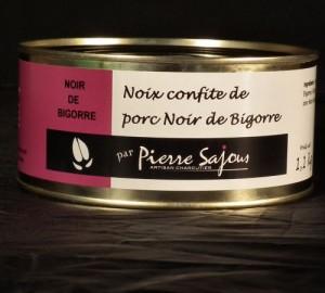 Noix confite  de Noir De Bigorre en conserve de 1100g