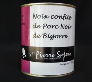 Noix confite  de Noir De Bigorre en conserve de 550g
