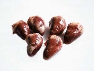 12 COEURS DE CANARD fermier Label Rouge frais