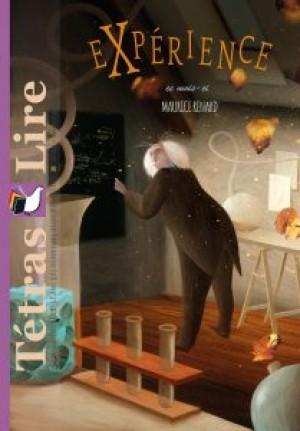 Tétras Lire - Expérience (Maurice Renard)
