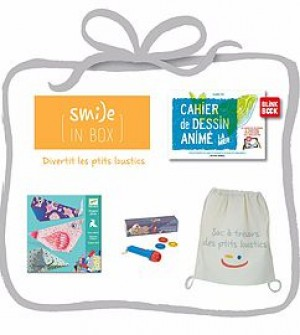 Smile In Box - DIVERTIS TES LOUSTIC