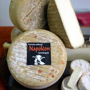 Fromage de Brebis cru - Napoleon - Portion de 200g