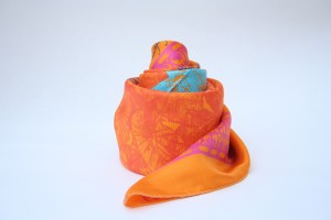 Foulard Fanfaron - Collection Paris Panache - Haussman