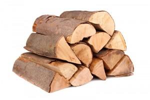 Bois de chauffage - Filet de Buches de 33 cm et Buchettes Allume-feu