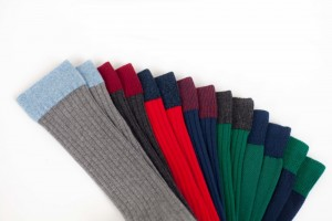 Semainier - 7 chaussettes unies