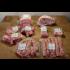 Colis de 3 kg de Cochon fermier